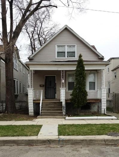 6829 S Marshfield Avenue, Chicago, IL 60636 - MLS#: 09891598