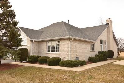 18130 PHEASANT LAKE Drive, Tinley Park, IL 60487 - MLS#: 09891844