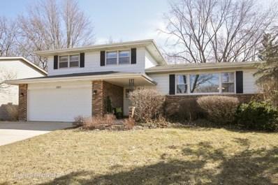 1205 Countryside Drive, Elgin, IL 60123 - MLS#: 09891895