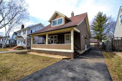 137 S FORDHAM Avenue, Aurora, IL 60506 - MLS#: 09891983