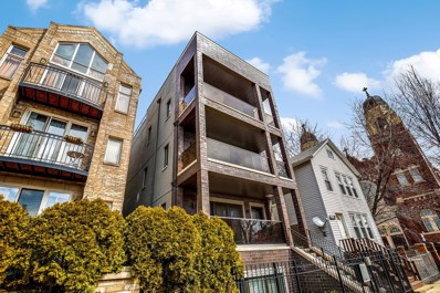 1506 W Superior Street UNIT 2, Chicago, IL 60642 - MLS#: 09892216