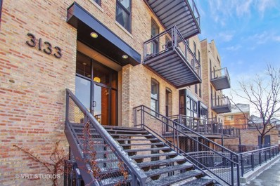 3133 N LAKEWOOD Avenue UNIT 2G, Chicago, IL 60657 - MLS#: 09892241