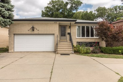 1830 W TALCOTT Road, Park Ridge, IL 60068 - MLS#: 09892292