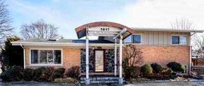 5847 Main Street, Morton Grove, IL 60053 - MLS#: 09892359