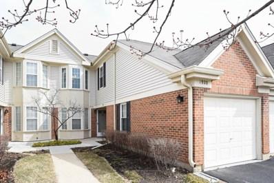 1920 QUAKER HOLLOW Lane, Streamwood, IL 60107 - MLS#: 09892368