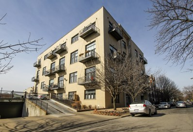 2101 W Rice Street UNIT 406, Chicago, IL 60622 - MLS#: 09892393