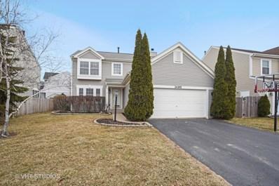 1495 Woodbury Circle, Gurnee, IL 60031 - MLS#: 09892404
