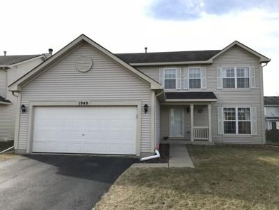 1949 Tilson Lane, Romeoville, IL 60446 - #: 09892479