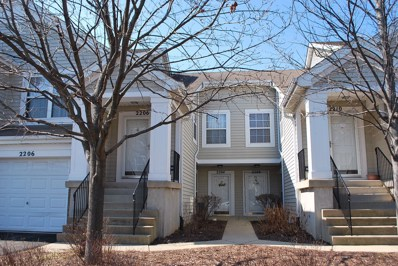 2204 SCOTT Lane UNIT 2204, Aurora, IL 60502 - MLS#: 09892668