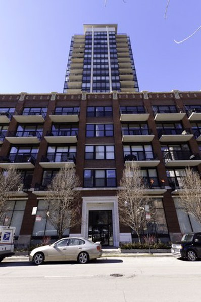 210 S DES PLAINES Street UNIT 1707, Chicago, IL 60661 - MLS#: 09892736
