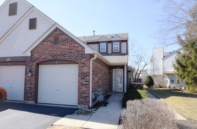 1679 Autumn Avenue UNIT D, Schaumburg, IL 60193 - MLS#: 09893106