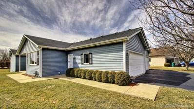712 Harmony Court, North Aurora, IL 60542 - MLS#: 09893380