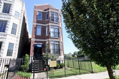 4529 S St. Lawrence Avenue UNIT 2, Chicago, IL 60653 - MLS#: 09893593