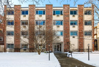 1234 Elmwood Avenue UNIT 4F, Evanston, IL 60202 - MLS#: 09893650