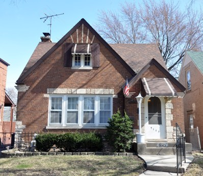 9143 S Bell Avenue, Chicago, IL 60643 - MLS#: 09893677