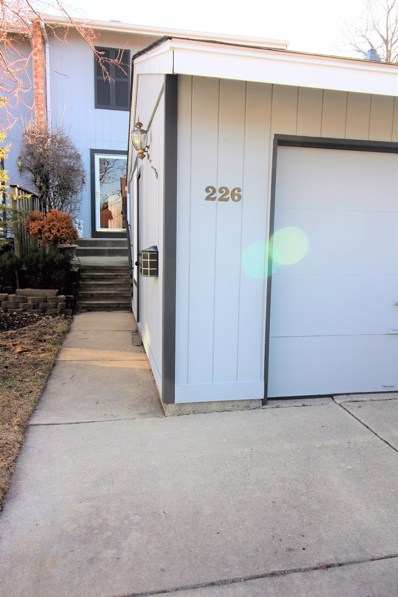 226 Oakwood Lane, Bloomingdale, IL 60108 - MLS#: 09893939