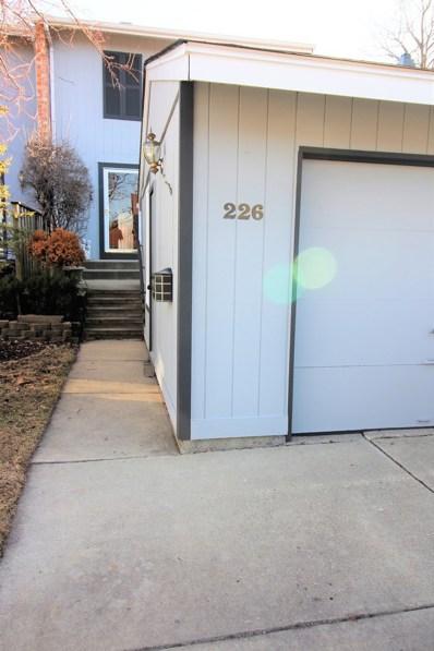 226 Oakwood Lane, Bloomingdale, IL 60108 - #: 09893939
