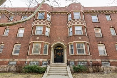 5325 S Harper Avenue UNIT 3, Chicago, IL 60615 - MLS#: 09893975