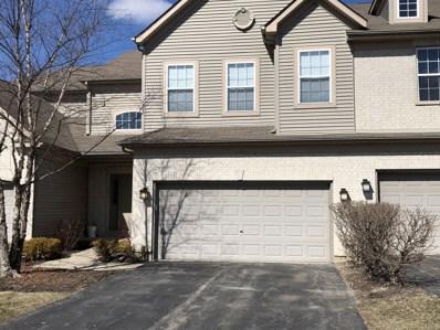 2664 Cobblestone Drive UNIT 2664, Crystal Lake, IL 60012 - #: 09894003