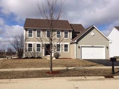 221 Woodford Road, Oswego, IL 60543 - MLS#: 09894317