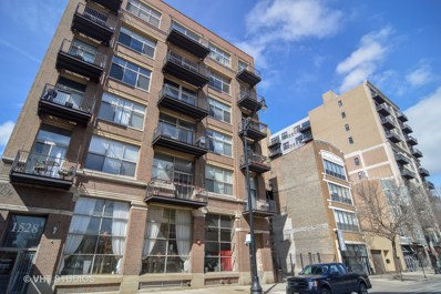 1528 S Wabash Avenue UNIT 507, Chicago, IL 60605 - MLS#: 09894400