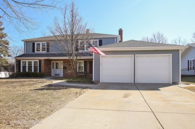 1323 Churchill Road, Schaumburg, IL 60195 - MLS#: 09894525