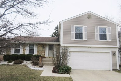 1348 Logsdon Lane, Buffalo Grove, IL 60089 - MLS#: 09894772