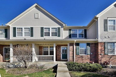 614 W Natalie Lane UNIT 614, Addison, IL 60101 - MLS#: 09894945