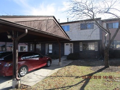 1627 Bow Trail UNIT 1627, Wheeling, IL 60090 - MLS#: 09894950