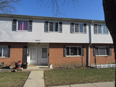 807 N RANDALL Road UNIT B, Aurora, IL 60506 - MLS#: 09895190