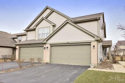 841 Blue Spruce Court, Lindenhurst, IL 60046 - MLS#: 09895207