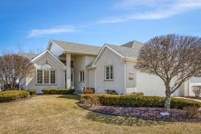 16249 Hummingbird Hill Drive, Orland Park, IL 60467 - #: 09895230