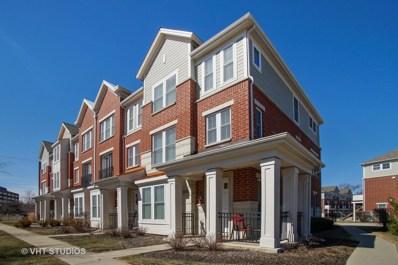 2238 S Crambourne Way UNIT 1-JAN, Arlington Heights, IL 60005 - MLS#: 09895287