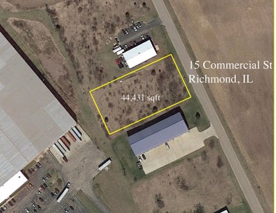 15 Commercial Street, Richmond, IL 60071 - #: 09895392