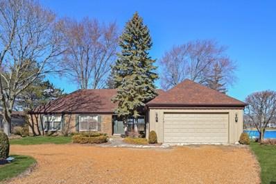 1540 Lake Shore Drive SOUTH, Barrington, IL 60010 - MLS#: 09895446