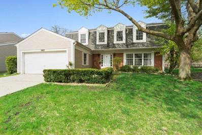 1485 Oxford Drive, Buffalo Grove, IL 60089 - #: 09895504