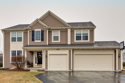 431 Florine Court, Cary, IL 60013 - MLS#: 09895658