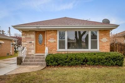 7017 W Birchwood Avenue, Niles, IL 60714 - MLS#: 09895806
