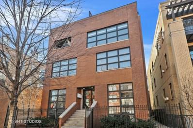 2213 W Wabansia Avenue UNIT 1B, Chicago, IL 60647 - MLS#: 09896087