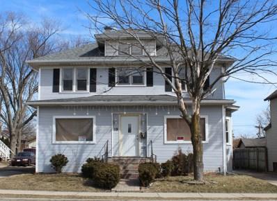 19 N Jackson Street, Waukegan, IL 60085 - MLS#: 09896224