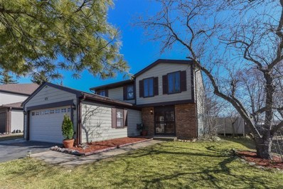 575 Kingston Court, Roselle, IL 60172 - MLS#: 09896301