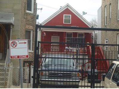 1541 N Monticello Avenue, Chicago, IL 60651 - #: 09896426