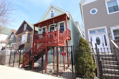 1719 N Kimball Avenue, Chicago, IL 60647 - MLS#: 09896847