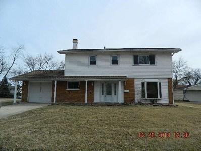 581 Hillcrest Court, Hoffman Estates, IL 60169 - MLS#: 09896963