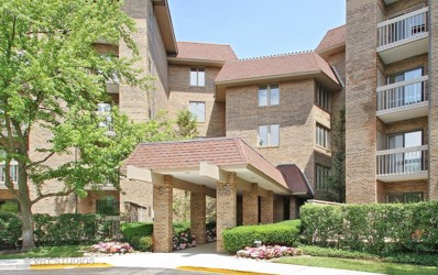 1220 Rudolph Road UNIT 5C, Northbrook, IL 60062 - #: 09897227