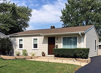 184 GLENDALE Road, Buffalo Grove, IL 60089 - MLS#: 09897281