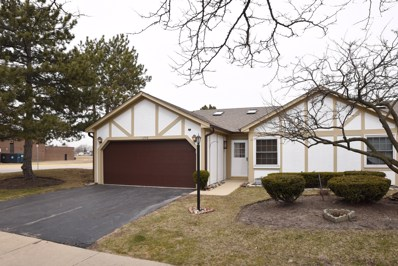 1208 Clematis Drive, Streamwood, IL 60107 - MLS#: 09897307