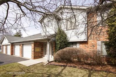 1720 W Partridge Lane WEST UNIT 2, Arlington Heights, IL 60004 - #: 09897311