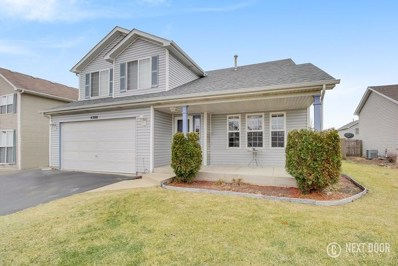 4300 Thornwood Lane, Plainfield, IL 60586 - MLS#: 09897313