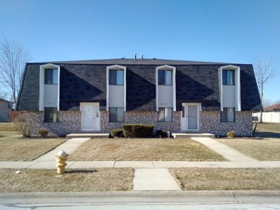 8517 Steven Place UNIT 4, Tinley Park, IL 60487 - MLS#: 09897577
